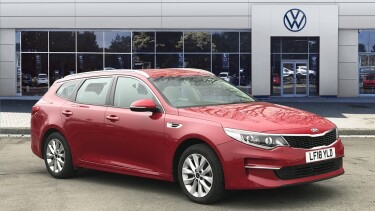 Kia Optima 1.7 CRDi ISG 2 5dr Diesel Estate