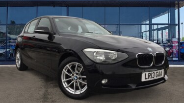 BMW 1 Series 114i SE 5dr Petrol Hatchback