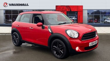 MINI Countryman 1.6 Cooper D Business Edition 5dr Diesel Hatchback