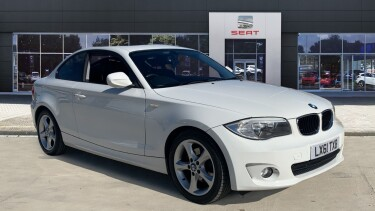 BMW 1 Series 120i Sport 2dr Petrol Coupe