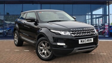 Land Rover Range Rover Evoque 2.2 SD4 Pure 3dr [Tech Pack] Diesel Coupe