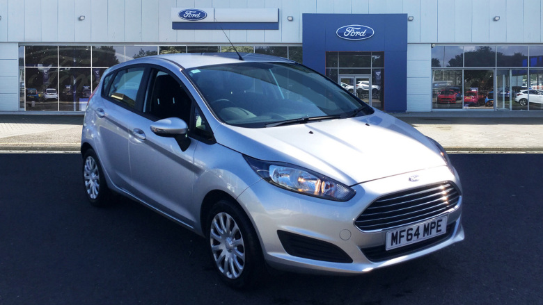 Ford Fiesta 1.25 82 Style 5dr Petrol Hatchback