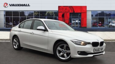 BMW 3 Series 318d SE 4dr Step Auto Diesel Saloon