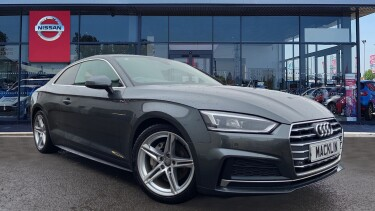 Audi A5 2.0 TDI S Line 2dr Diesel Coupe