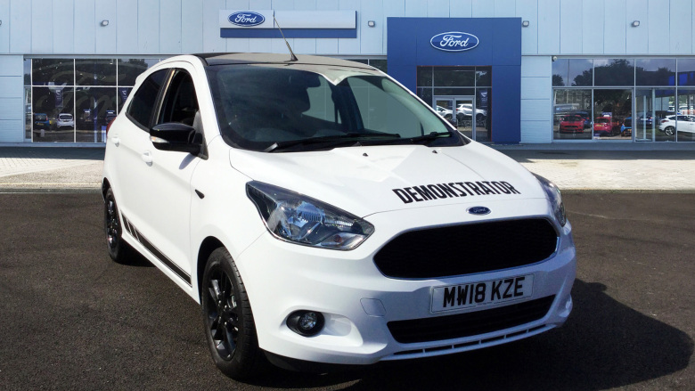 Ford KA+ 1.2 85 Zetec Colour Edition 5Dr Petrol Hatchback