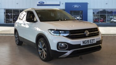 Volkswagen T-Cross 1.0 TSI 115 First Edition 5dr Petrol Estate