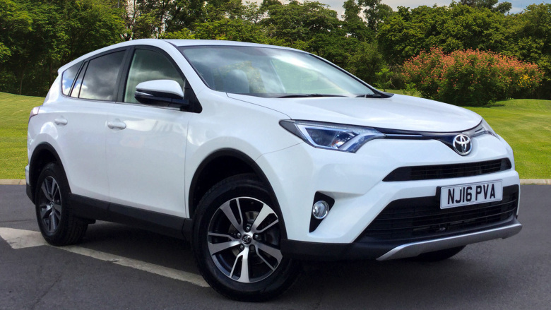 Toyota RAV4 2.0 D-4D Business Edition 5Dr 2Wd Diesel Estate