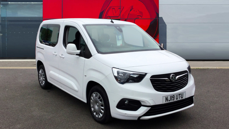 Vauxhall Combo Life 1.5 Turbo D Energy 5dr Diesel Estate
