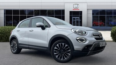 Fiat 500X 1.0 City Cross 5dr Petrol Hatchback
