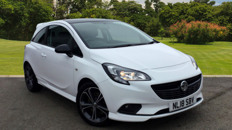 Vauxhall Corsa 1.4T [150] White Edition 3Dr Petrol Hatchback