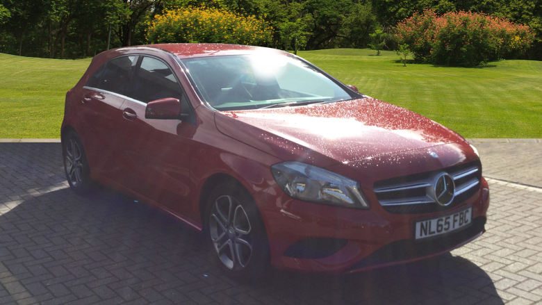 Mercedes-Benz A-Class A180 BlueEFFICIENCY Sport 5dr Petrol Hatchback