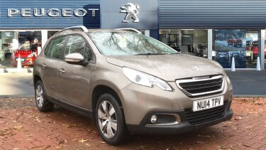 Peugeot 2008 1.2 VTi Active 5dr Petrol Estate