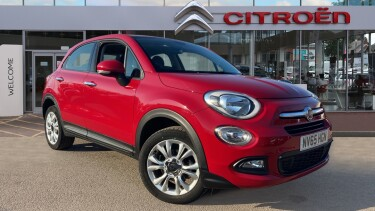 Fiat 500X 1.4 Multiair Pop Star 5dr Petrol Hatchback