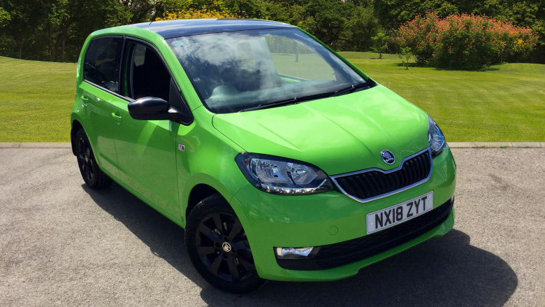 SKODA Citigo 1.0 Mpi Colour Edition 5Dr Petrol Hatchback