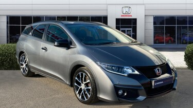 Honda Civic Tourer 1.8 i-VTEC Sport Nav 5dr Petrol Estate