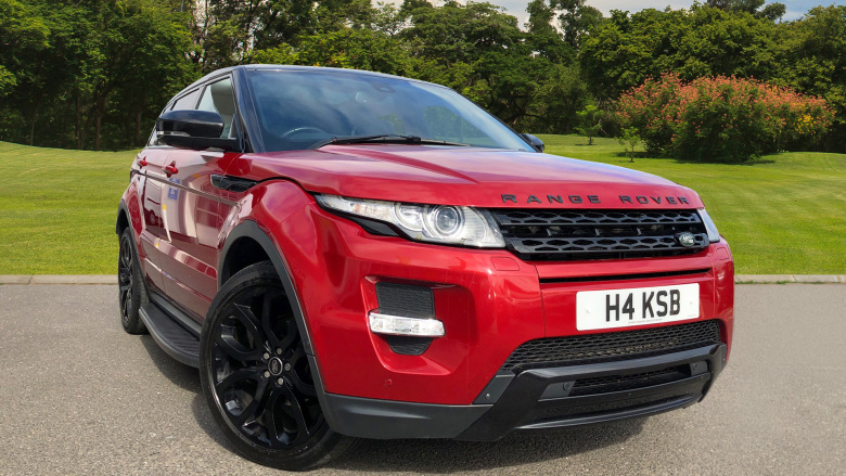 Land Rover Range Rover Evoque 2.2 Sd4 Dynamic 3Dr [lux Pack] Diesel Coupe