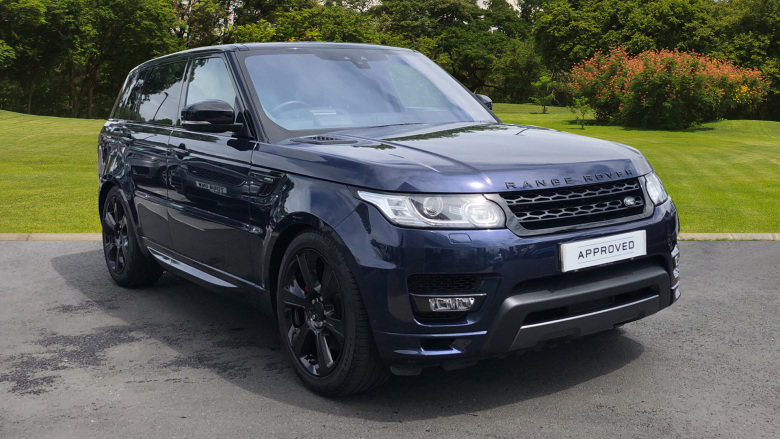 Land Rover Range Rover Sport 3.0 SDV6 [354] HEV Autobiography Dynamic 5dr Auto Diesel/Electric Hybrid Estate