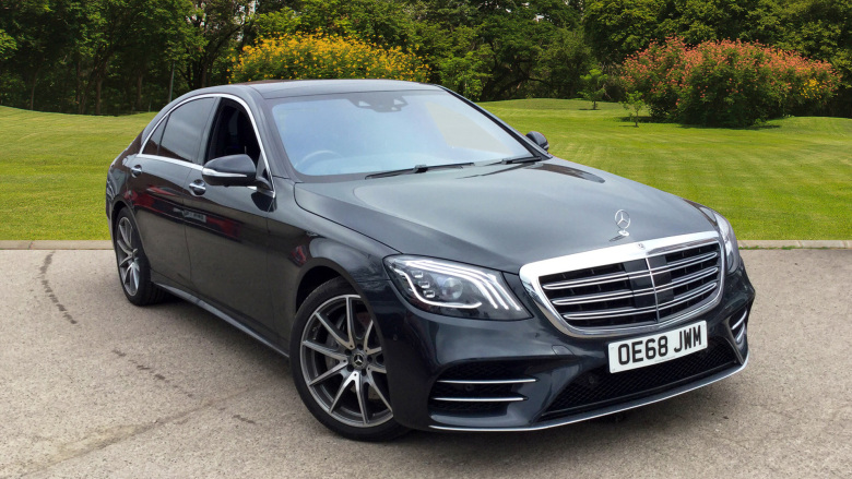 Mercedes-Benz S-Class S350d L AMG Line Executive/Prem Plus 4dr 9G-Tronic Diesel Saloon