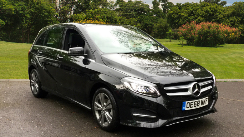 Mercedes-Benz B-Class B180 Exclusive Edition Plus 5dr Petrol Hatchback