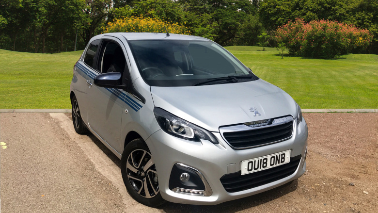 Peugeot 108 1.0 Collection 3Dr Petrol Hatchback