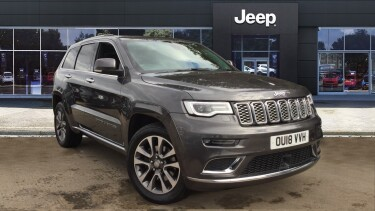 Jeep Grand Cherokee 3.0 CRD Summit 5dr Auto [Start Stop] Diesel Station Wagon