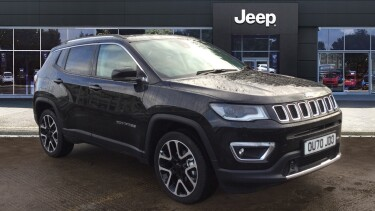 Jeep Compass 1.4 Multiair 140 Limited 5dr [2WD] Petrol Station Wagon