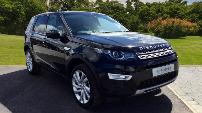 Land Rover Discovery Sport 2.0 Sd4 240 Hse Luxury 5Dr Auto Diesel Station Wagon