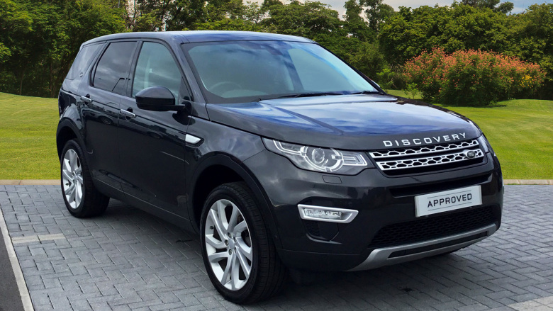 Land Rover Discovery Sport 2.0 TD4 180 HSE Luxury 5dr Diesel Station Wagon