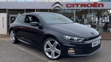 Volkswagen Scirocco 2.0 TDi BlueMotion Tech R-Line 3dr Diesel Coupe