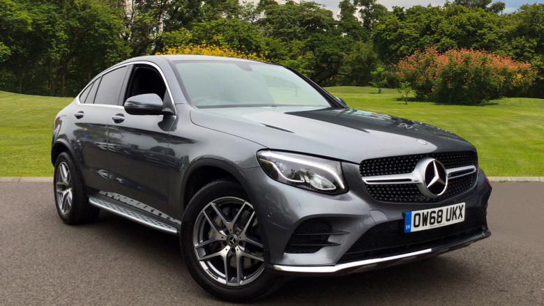 Mercedes-Benz GLC Coupe GLC 250d 4Matic AMG Line Premium 5dr 9G-Tronic Diesel Estate