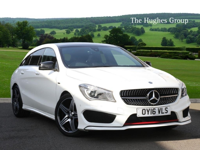 Mercedes-Benz CLA 250 Engineered by AMG 4Matic 5dr Tip Auto Petrol Estate