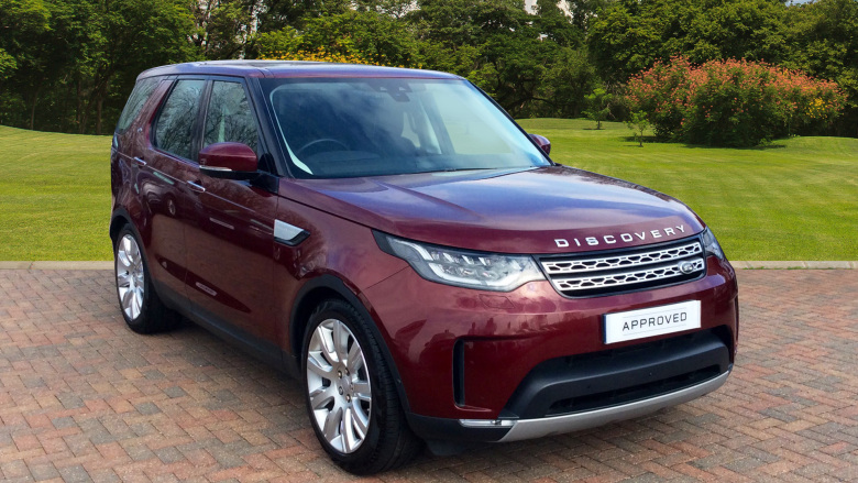 Land Rover Discovery 2.0 Sd4 Hse Luxury 5Dr Auto Diesel Station Wagon