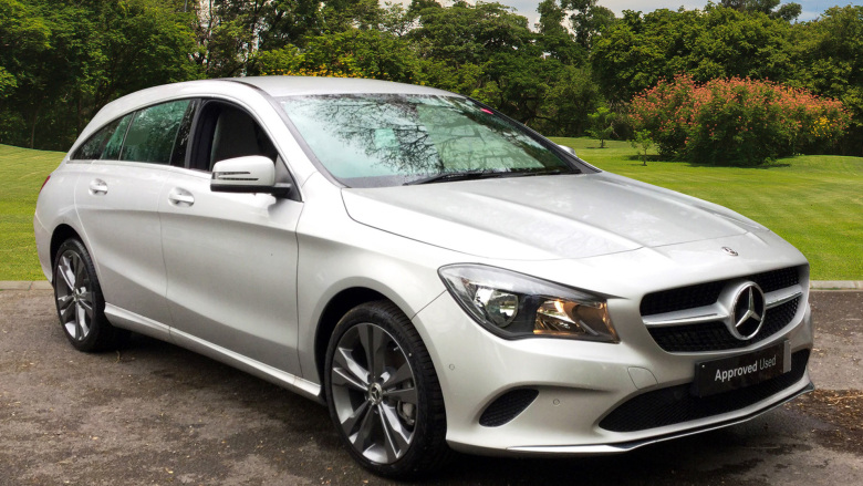 Mercedes-Benz CLA 200d Sport 5dr Diesel Estate