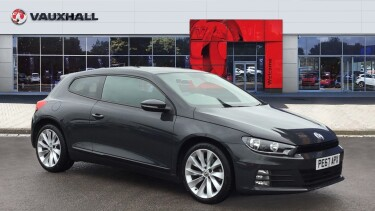 Volkswagen Scirocco 2.0 TSI 180 BlueMotion Tech GT 3dr DSG Petrol Coupe