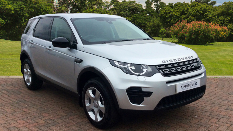 Land Rover Discovery Sport 2.0 eD4 Pure 5dr 2WD [5 seat] Diesel Station Wagon