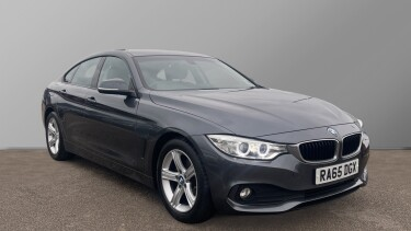 BMW 4 Series 418d SE 5dr Auto [Business Media] Diesel Hatchback