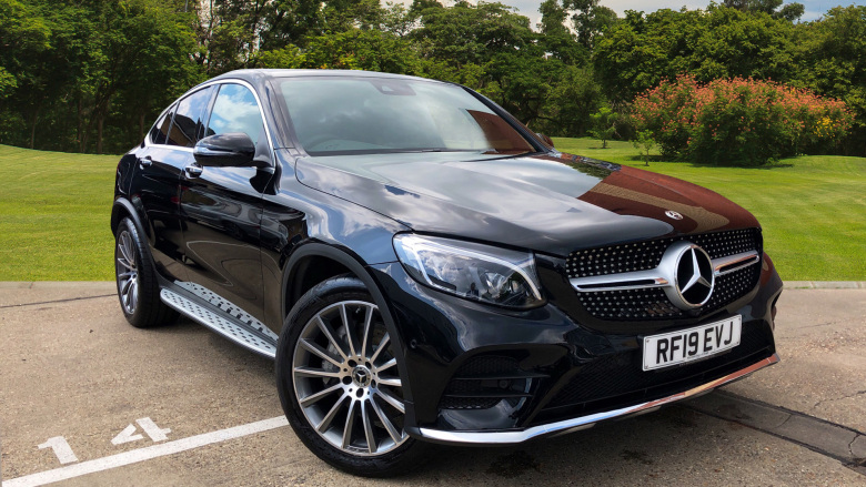 Mercedes-Benz GLC Coupe GLC 250 4Matic AMG Line Premium 5dr 9G-Tronic Petrol Estate