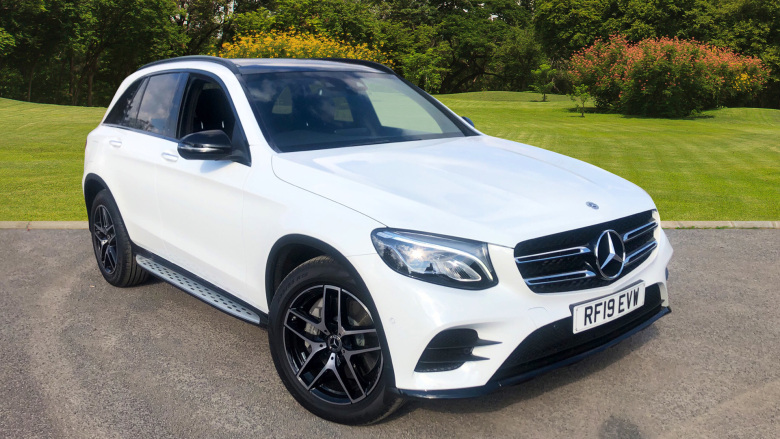 Mercedes-Benz GLC 250 4Matic AMG Line Premium Plus 5dr 9G-Tronic Petrol Estate