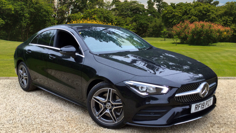 Mercedes-Benz CLA 200 AMG Line 4dr Tip Auto Petrol Saloon