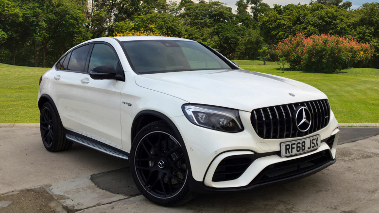 Mercedes-AMG GLC Coupe GLC 63 4Matic Premium 5dr 9G-Tronic Petrol Estate