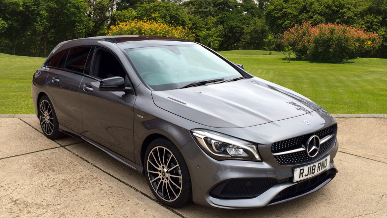 Mercedes-Benz CLA 220d Sport 5dr Tip Auto [Map Pilot] Diesel Estate