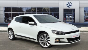 Volkswagen Scirocco 1.4 TSI BlueMotion Tech GT 3dr Petrol Coupe