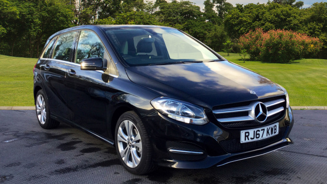 Mercedes-Benz B-Class B180D Sport Executive 5Dr Auto Diesel Hatchback