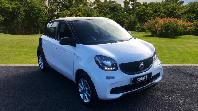 Smart forfour Hatchback 0.9 Turbo Passion 5Dr Petrol Hatchback