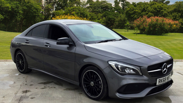 Mercedes-Benz CLA 200 AMG Line Edition 4dr Tip Auto Petrol Saloon
