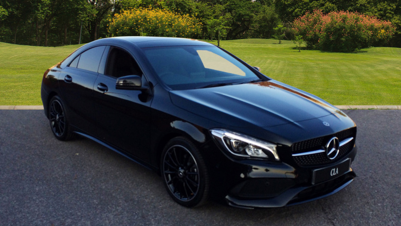 Mercedes-Benz CLA CLA 200 AMG Line Night Edition Plus 4dr Tip Auto Petrol Saloon