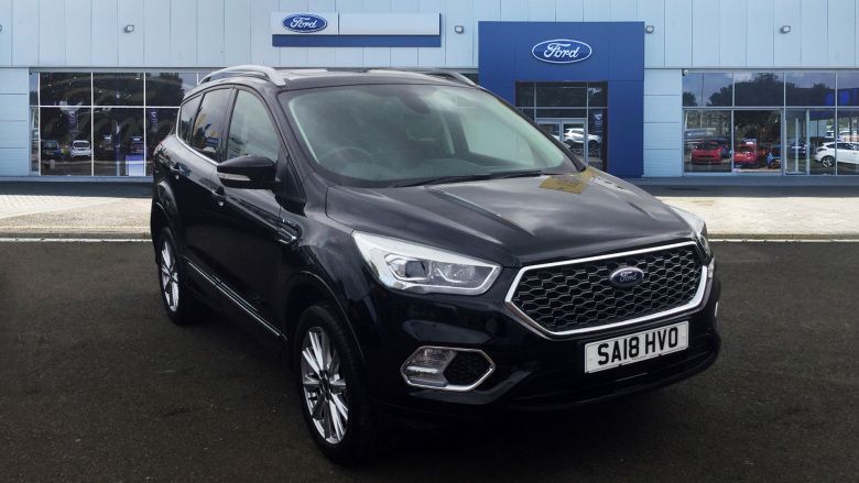 Ford Kuga Vignale 2.0 Tdci 180 5Dr Auto Diesel Estate