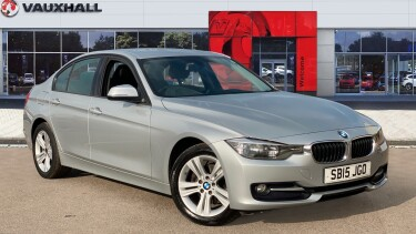 BMW 3 Series 320d xDrive Sport 4dr [Business Media] Diesel Saloon