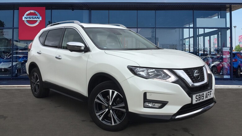 Nissan X-Trail 1.7 dCi N-Connecta 5dr 4WD Diesel Station Wagon