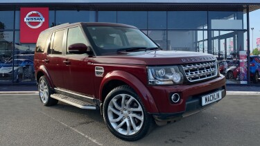 Land Rover Discovery 3.0 SDV6 HSE 5dr Auto Diesel Station Wagon